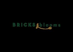 Logo Bricks & Blooms
