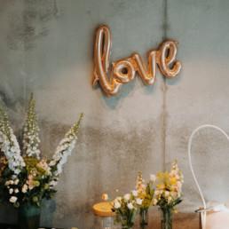 Bricks & Blooms love